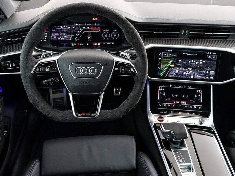 Audi A6 Avant RS 6 TFSI 600 pk quattro | 25 jaar RS Package | Dynamic + pakket | Keramische Remschijven | Audi Exclusive Lak | Carbon | Pano.dak | Assistentie pakket Tour & City | 360 Camera | afbeelding 3