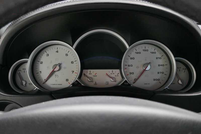 Porsche Cayenne 4.8 Turbo TECHART Magnum afbeelding 21