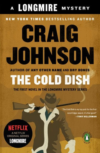 The Cold Dish, by Craig Johnson