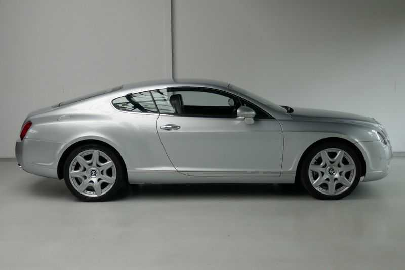 Bentley Continental GT 6.0 W12 Youngtimer afbeelding 14