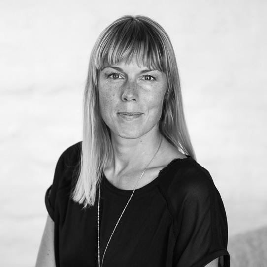 Portrait of Alexandra Sørbye