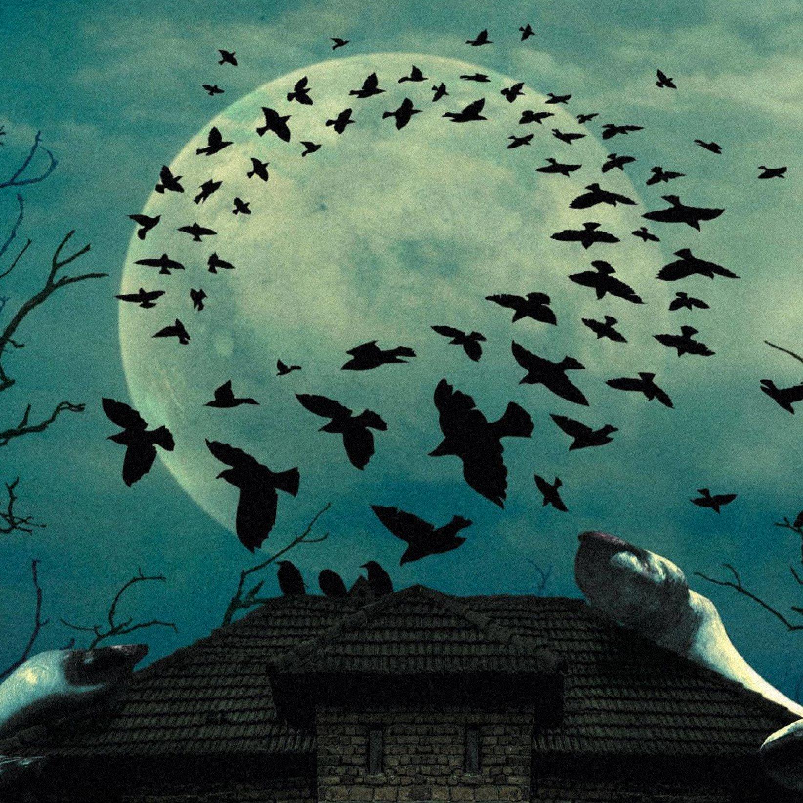 Иллюстрация книги «Тот, кто стоит заспиной» Эдуарда Веркина