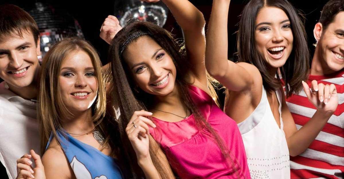 5 Cara Menikmati Party Di Club Malam