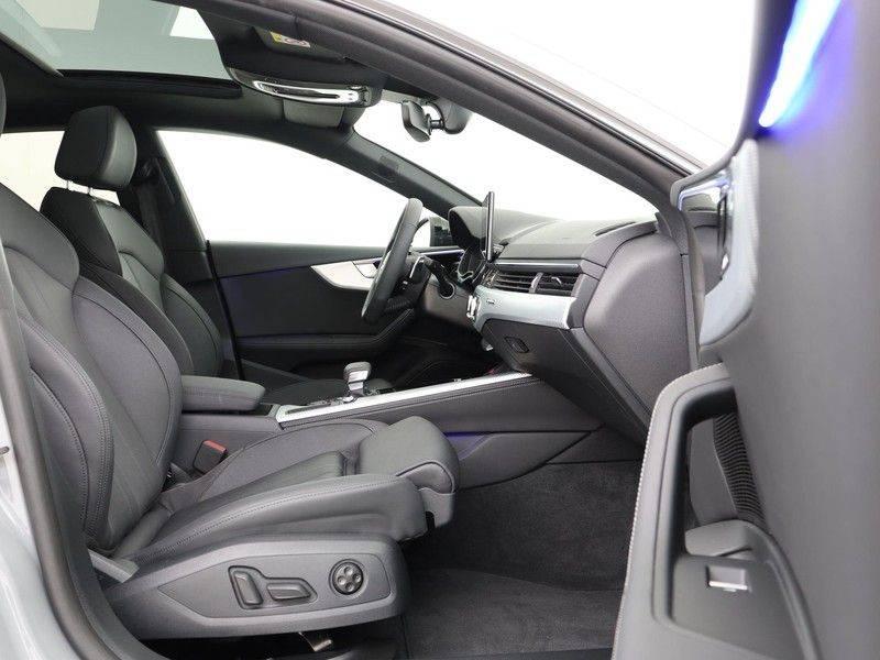 Audi RS5 Sportback 2.9 TFSI quattro | 450PK | Panoramadak | Stoelventilatie/verwarming | Bang & Olufsen | Top view camera | Matrix LED Laser | RS Sportuitlaat | 20'' inch brons | Verlengde fabrieksgarantie afbeelding 8