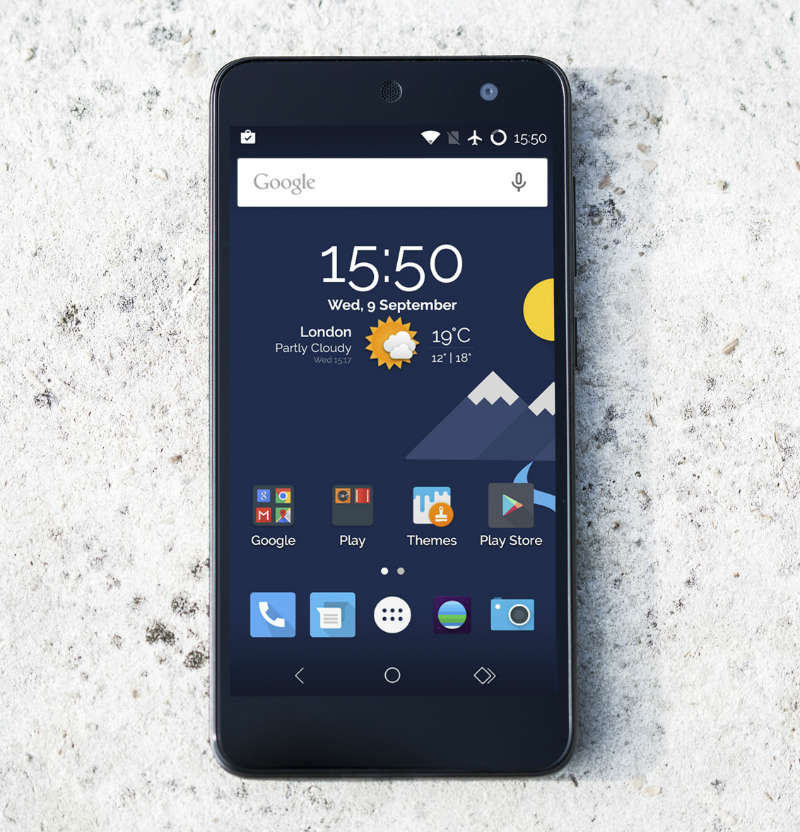 The Wileyfox smartphone