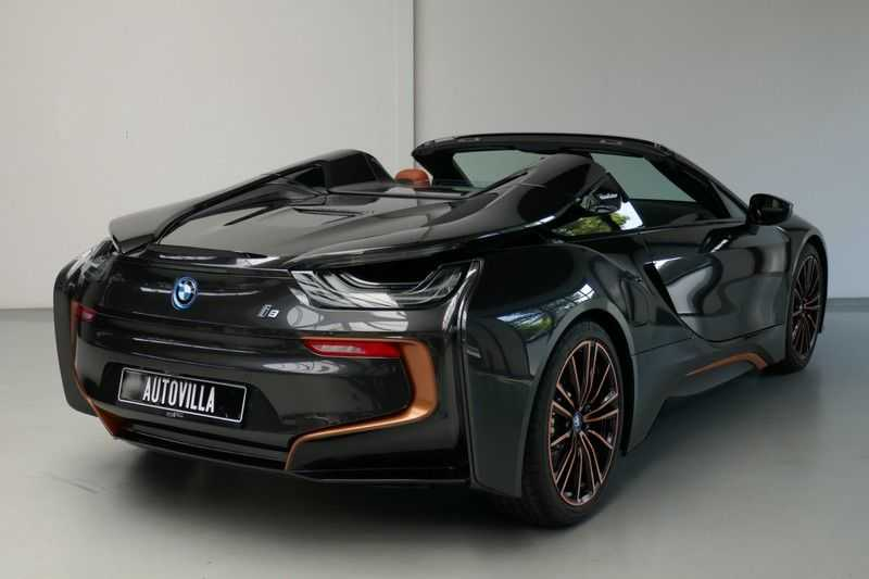 BMW i8 Roadster 1.5 Ultimate Sophisto Edition LaserLight afbeelding 8