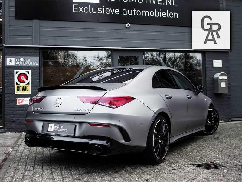 Mercedes-Benz CLA35 AMG klasse CLA35 AMG 4MATIC Premium Plus afbeelding 3