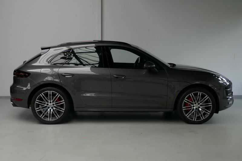 Porsche Macan 3.6 Turbo Performance - Burmester audio afbeelding 3
