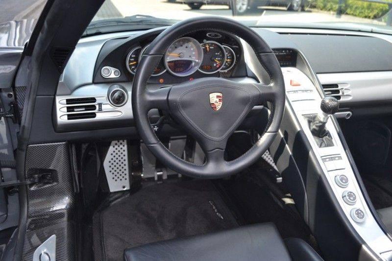 Porsche Carrera GT afbeelding 9