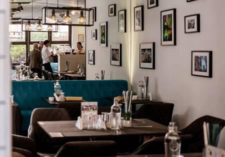 Terrace Café arculat - avagy a Garand Design marketing irányzatának  megalakulása