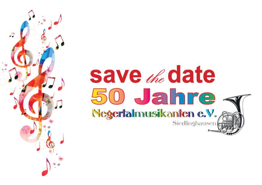 50 Jahre Negertalmusikanten