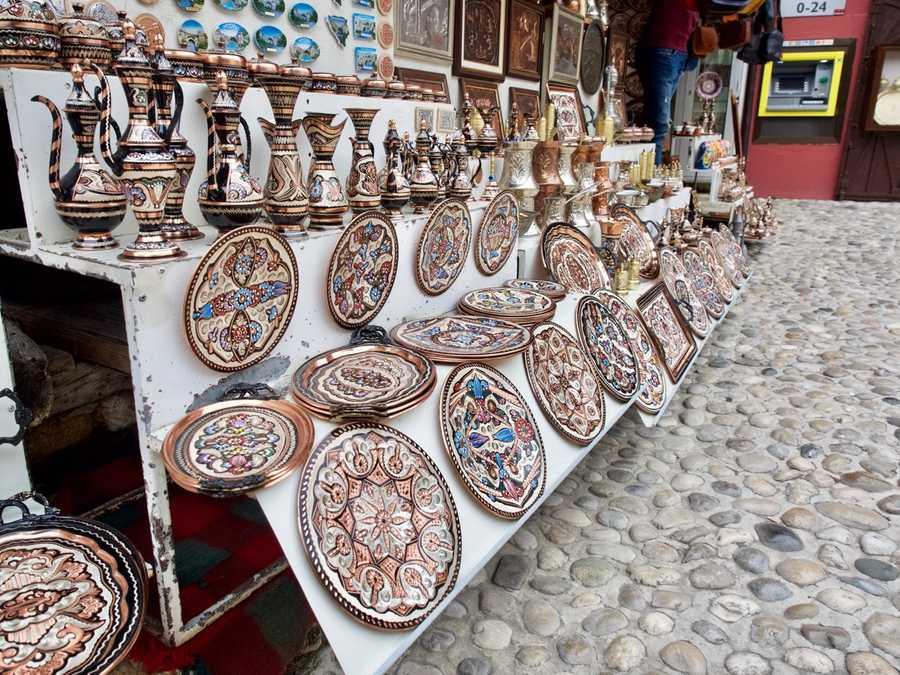 Beautiful Bosnian souveniers