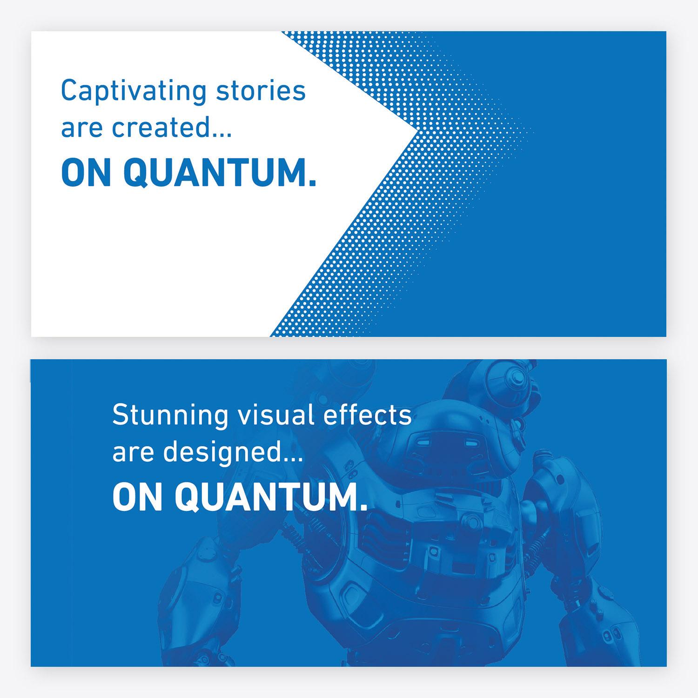 quantum graphic design