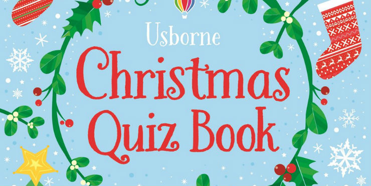 Usborne Christmas Quiz Book