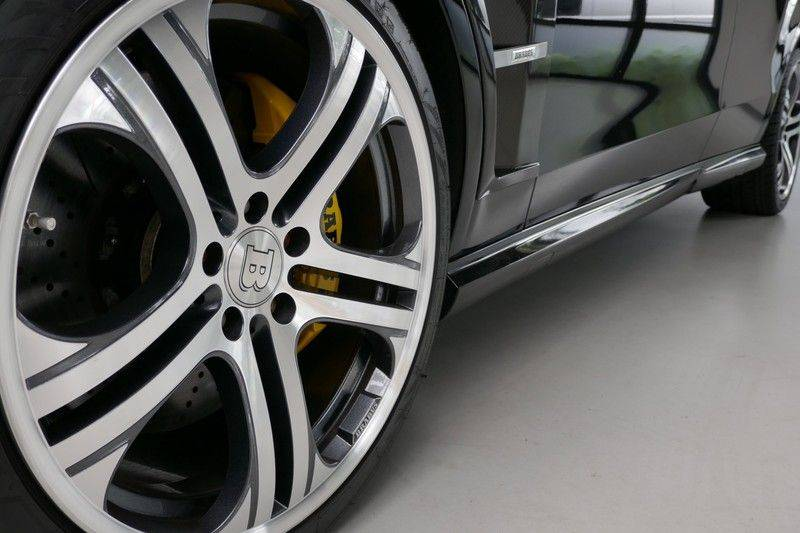 Mercedes-Benz E-Klasse 63 AMG - B63 BRABUS Unieke auto afbeelding 11