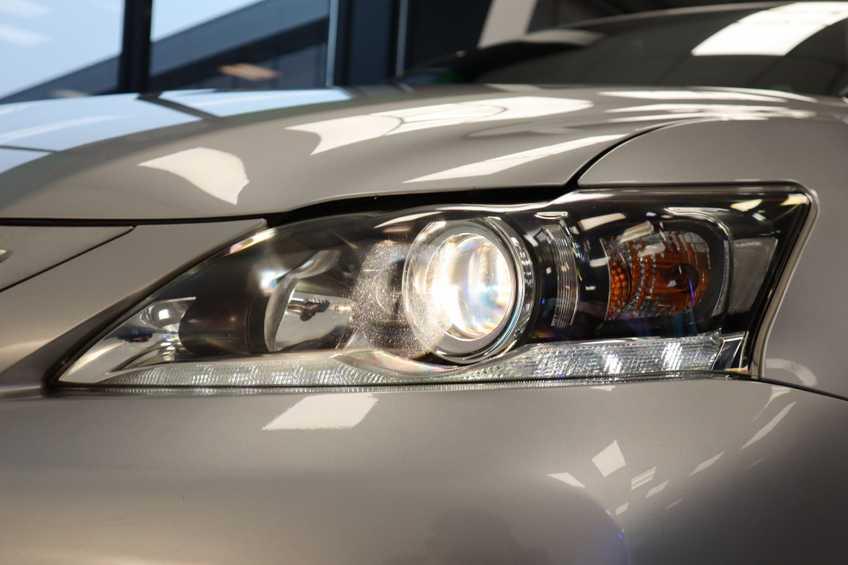 Lexus CT 200h Business Line Navigatie ClimateControl afbeelding 4