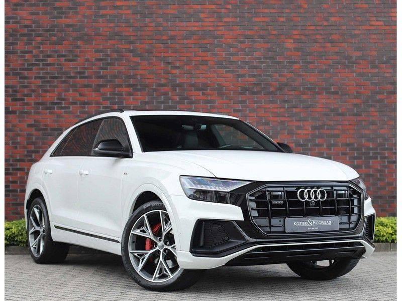 Audi Q8 50TDI Quattro *22'*Pano*B&O*Standkachel*Soft-Close* afbeelding 1