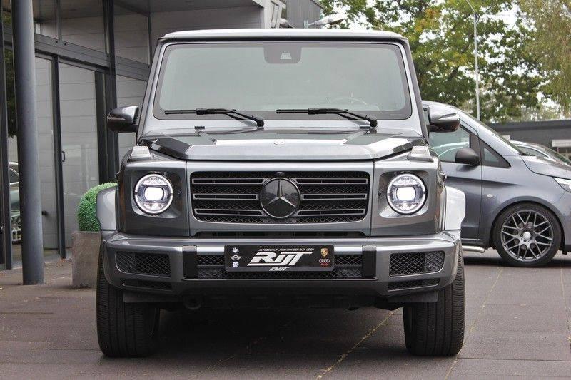 Mercedes-Benz G-Klasse 500 4.0 V8 422pk **360/Distronic/Schuifdak/Trekhaak/DAB** afbeelding 5