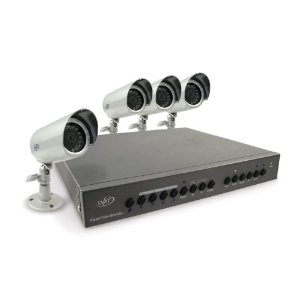 SVAT CV0204DVR Web-Ready DVR Security System