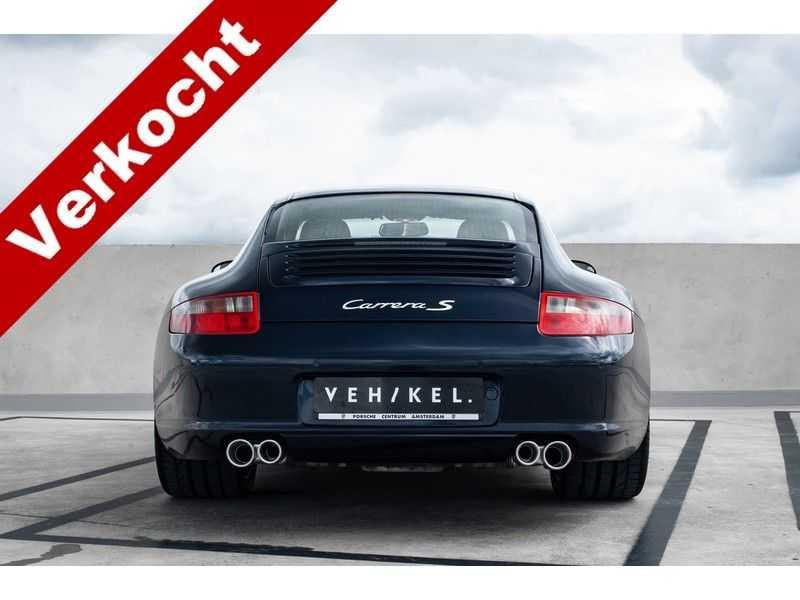 Porsche 911 3.8 Carrera S // Handgeschakeld | Youngtimer afbeelding 10