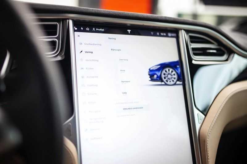 """Tesla Model S 85D Base *Pano / 21"""" / Prijs ex. BTW* afbeelding 12"""