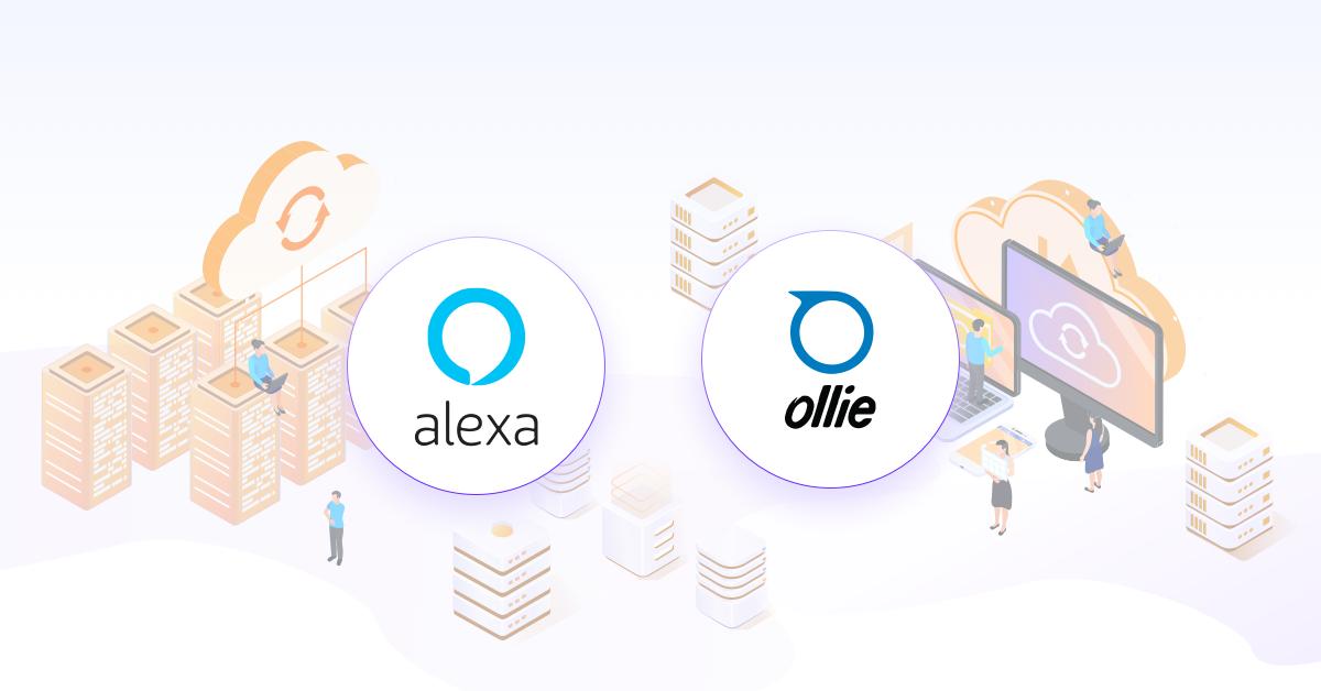 Edge Computing: Alexa Talks to Ollie