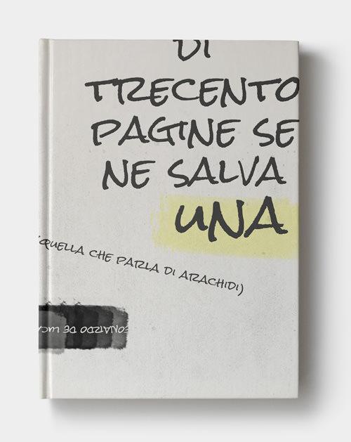 Di trecento pagine se ne salva una