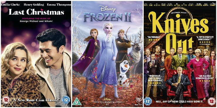 Last Christmas, Frozen II, Knives Out