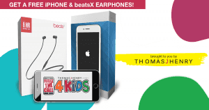 Make The Call 4 Kids BeatsX brought to you by Thomas J Henry