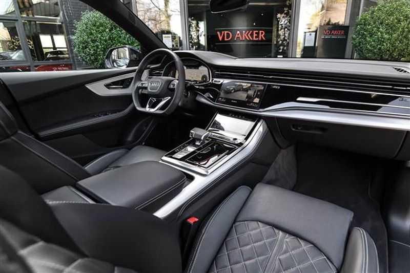 Audi Q8 50 TDI NP € 174K, S-LINE+PANO.DAK+MASSAGE+22INCH+B&O afbeelding 9