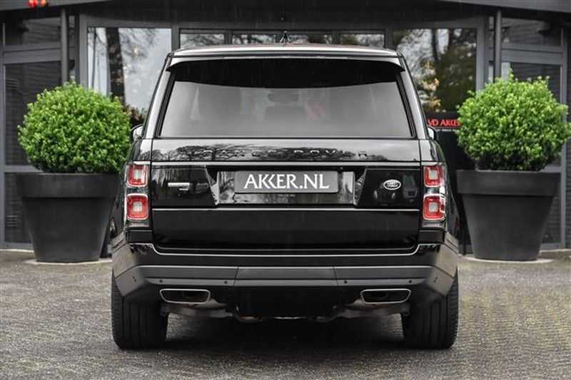 Land Rover Range Rover P400 3.0-V6 AUTOBIOGRAPHY BLACK PACK NP.193K afbeelding 18