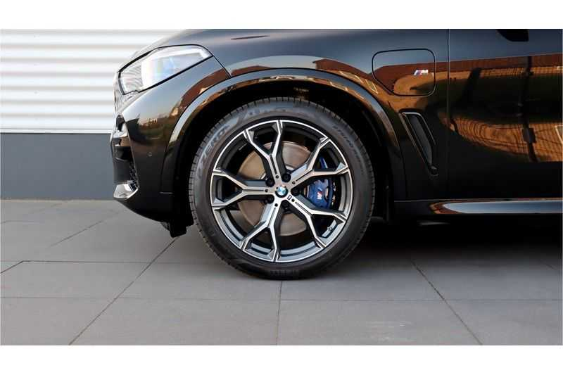 BMW X5 xDrive45e High Executive M-Sport Harman/Kardon, Laserlight, Head-Up Display, DAB, Soft Close afbeelding 9