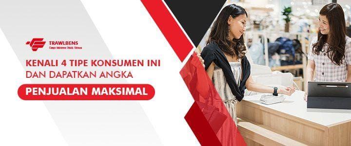 Kenali 4 Tipe Konsumen Ini dan Dapatkan Penjualan Maksimal