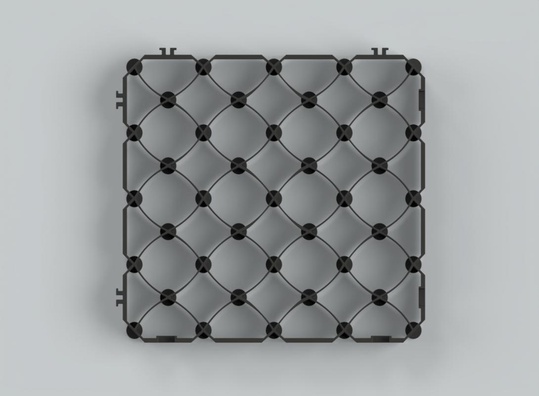 Endura-Grid Plastic Hardstanding Top