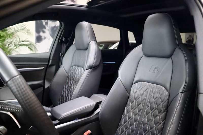 Audi e-tron 55 Quattro Advanced Pro 2X S-Line HUD Siambeig EX BTW afbeelding 6