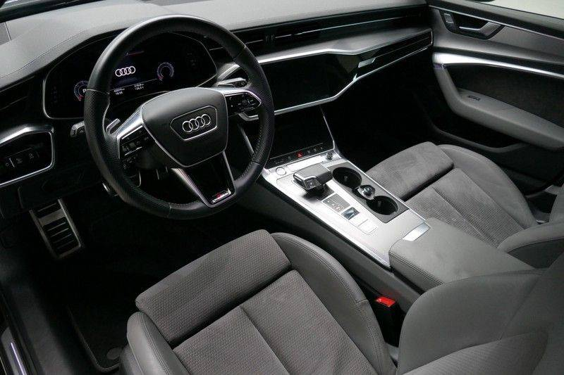 Audi A6 Avant 40 TDI Sport Pro Line S Black edition afbeelding 14
