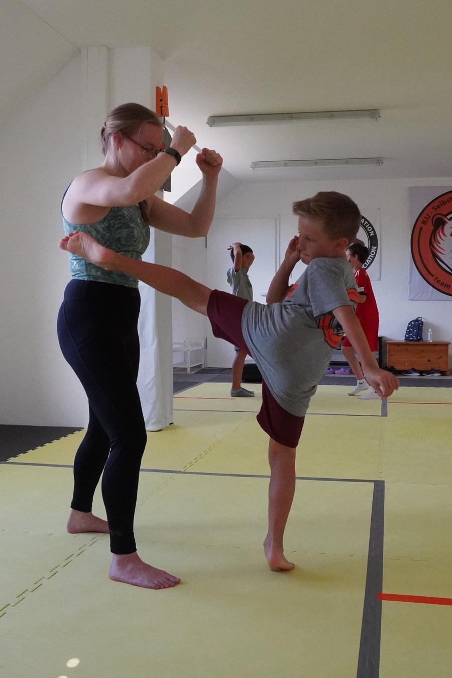 MMA / Kickboxen für Kinder