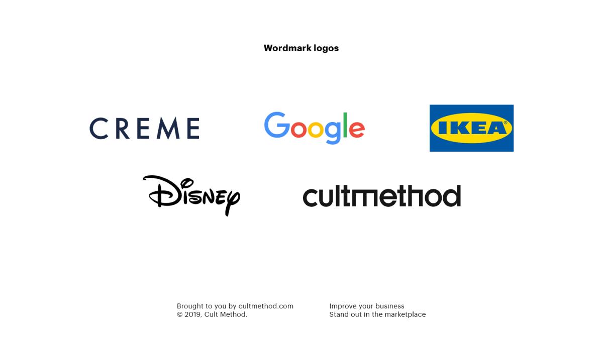 CultMethod - Wordmark Logos
