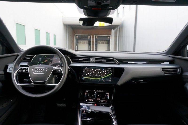 Audi e-tron 55 quattro *4% bijtelling *€180 netto bijtelling afbeelding 16