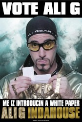cover Ali G Indahouse