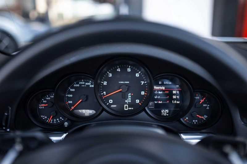 """Porsche 911 Cabrio 991 MKI *20"""" Carrera Velgen / PCM* afbeelding 6"""