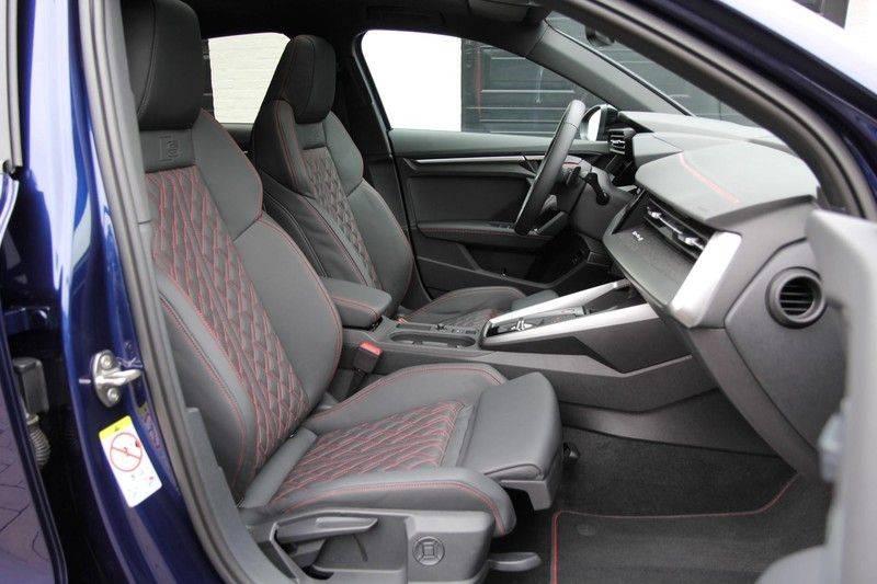 Audi S3 LIMOUSINE PANO.DAK+LEDER+HEAD-UP+CARBON+B&O afbeelding 10
