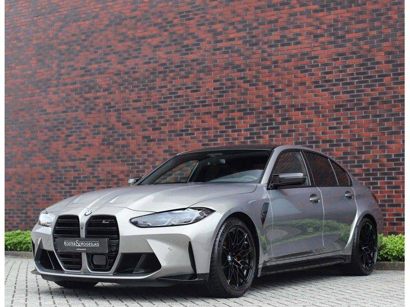 BMW 3 Serie M3 Competition *Driver Package*Carbon*Head-Up*Full Option!* afbeelding 5