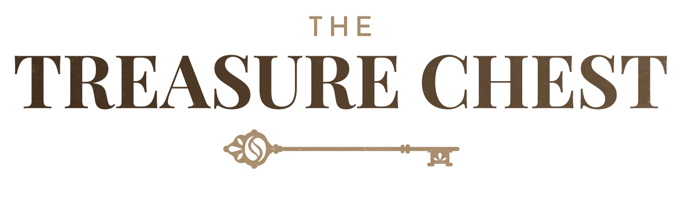 The Treasure Chest Logo
