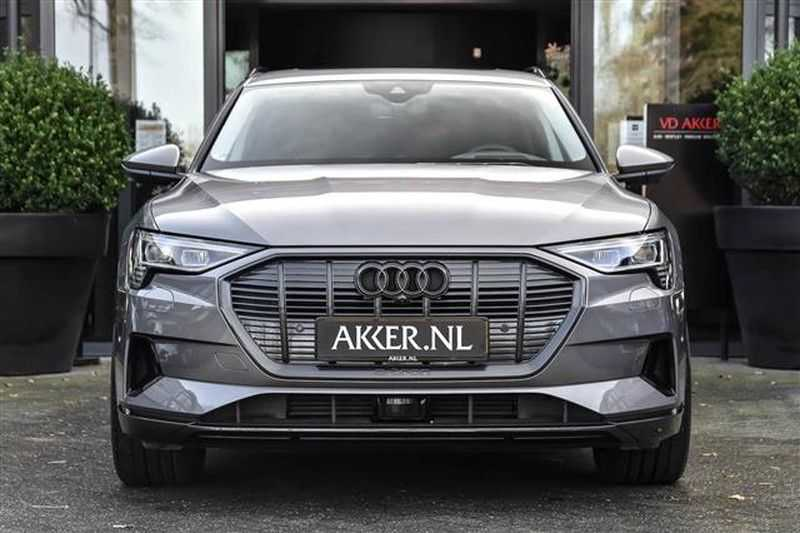 Audi e-tron 55 QUATTRO ADVANCED MASSAGE+PANO.DAK NP.126K afbeelding 15