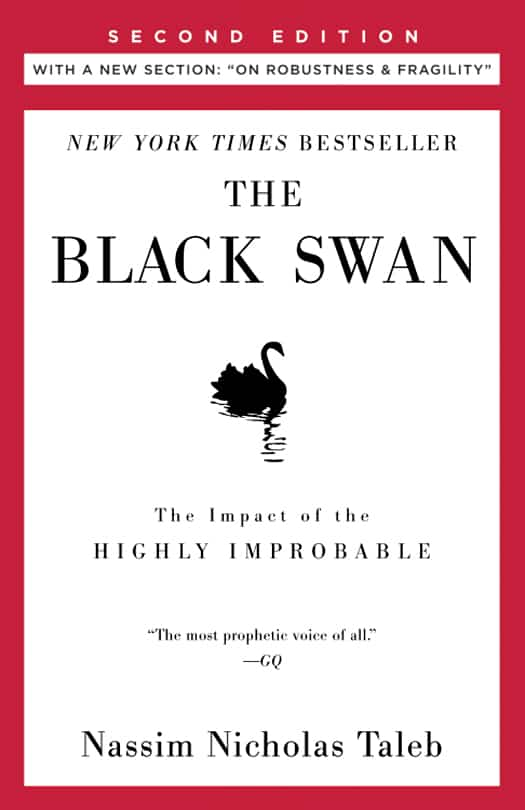 The cover of The Black Swan