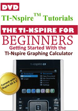 TI-Nspire tutorials