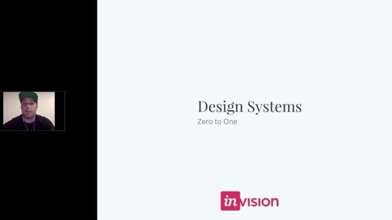 Design Systems - Zero to One