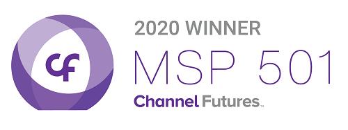 2020 Winner MSP 501 Channel Futures