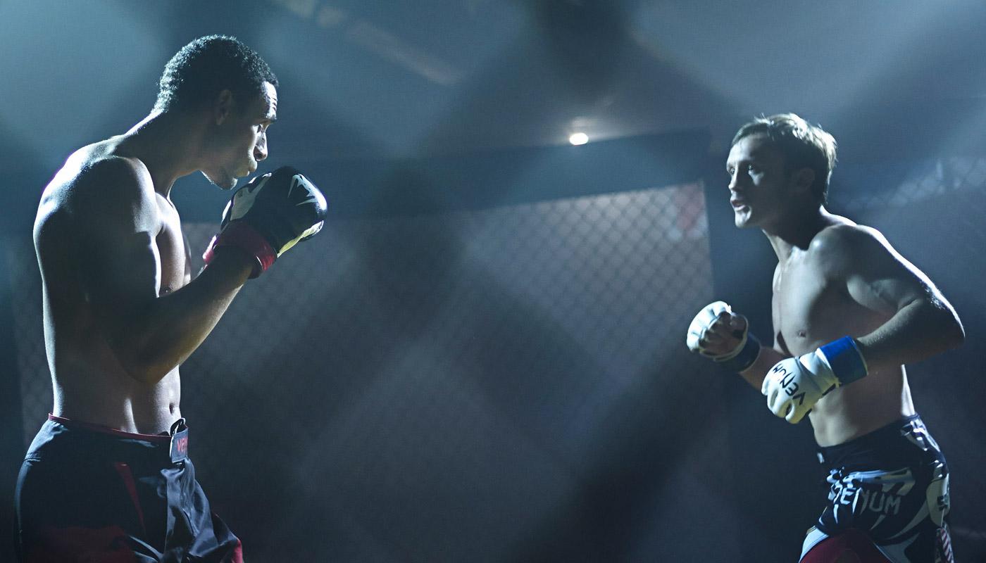 UFC - Rio and Brad